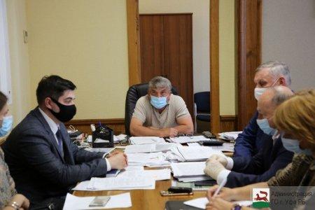 В муниципалитете создан инженерный совет по мониторингу дома № 5 по улице Шота Руставели