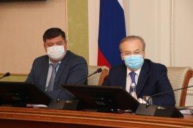 Андрей Назаров: «Пока регоператоры не научатся работать как положено, вопрос о повышении тарифов за вывоз мусора обсуждаться не будет»