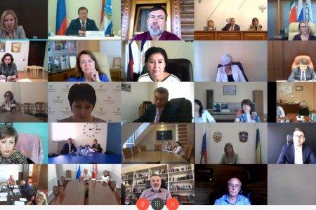 Министр культуры РБ приняла участие в заседании рабочей группы Госсовета РФ по направлению «Культура»