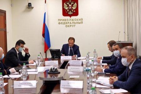 Радий Хабиров принял участие в заседании Совета ПФО по профилактике и борьбе с COVID-19